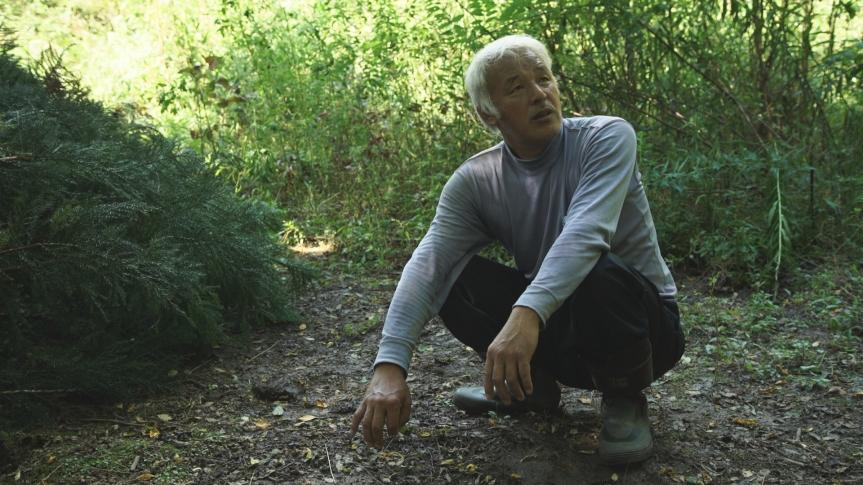 A tribute to Gilles Laurent and his film La Terreabandonnée